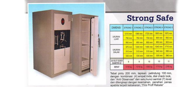 Brankas Strong Safe Conceal Safe